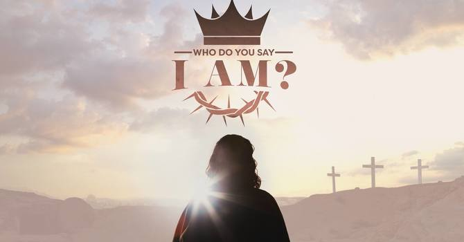 Jesus & Bartimaeus (Who do you say I am? #2)