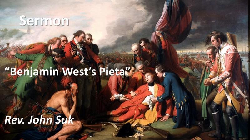 """""""Benjamin West's Pieta"""""""