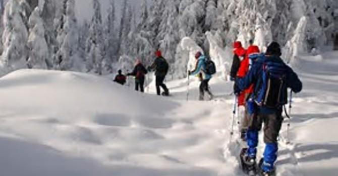 Catholic Singles Snowshoe Hike