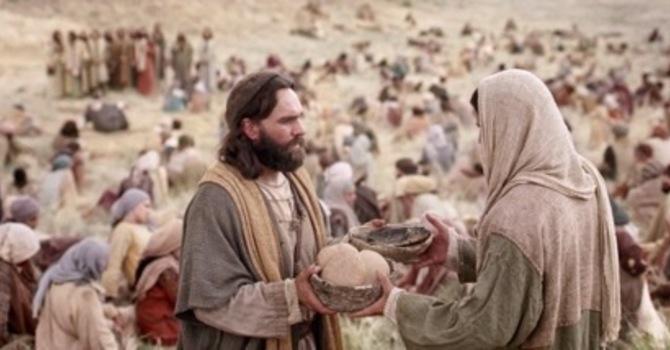 The miracle of sharing abundantly