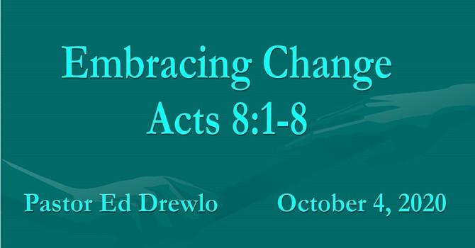 Embracing Change