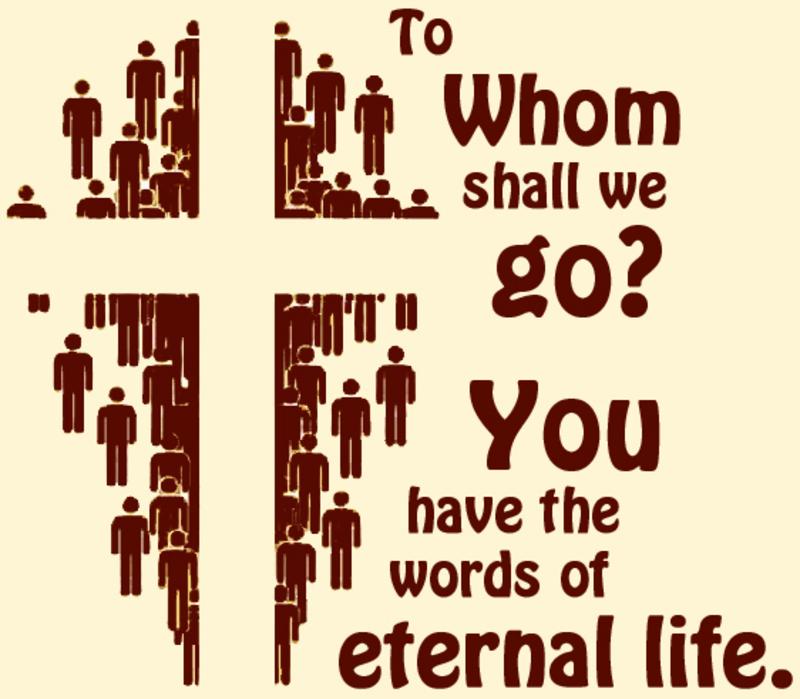 Meditation on John 6:63-69