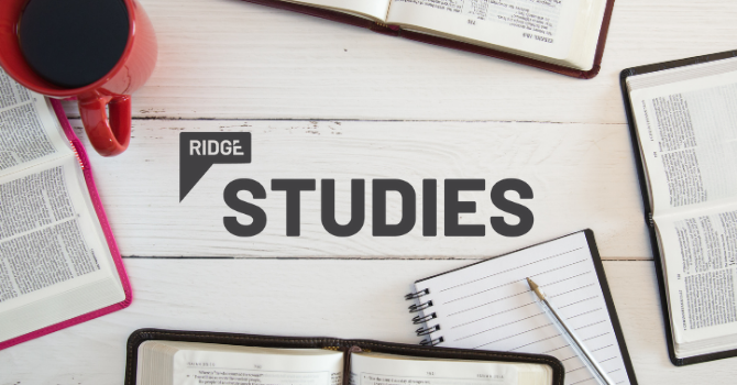 RIDGE Studies