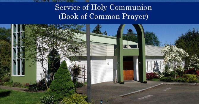 4 October - Holy Communion