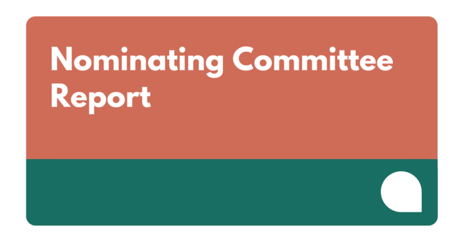 Nominating Committee Report image