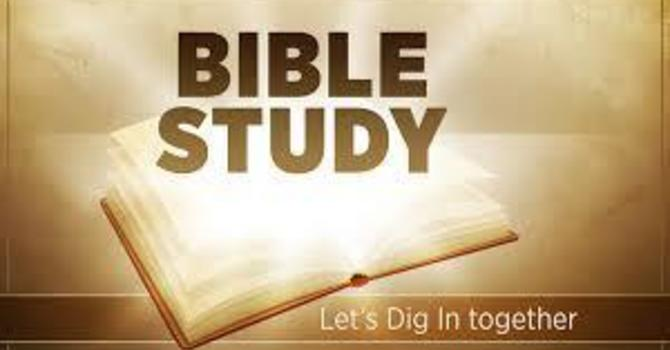 Mixed Bible Study - Bonnyville