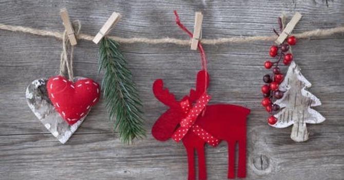 Christmas mini-retreat