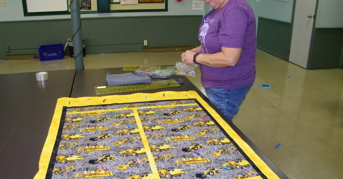 Quilting and Prayer Blankets