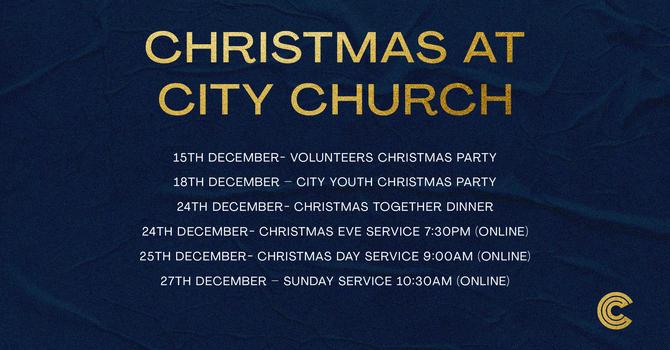 Christmas at City Church