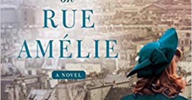 Book Club: Room on Rue Amelie by Kristin Harmel