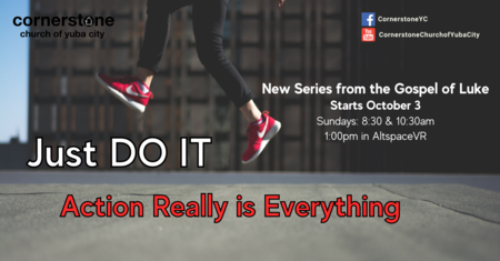 Just Do It: Action Really is Everything