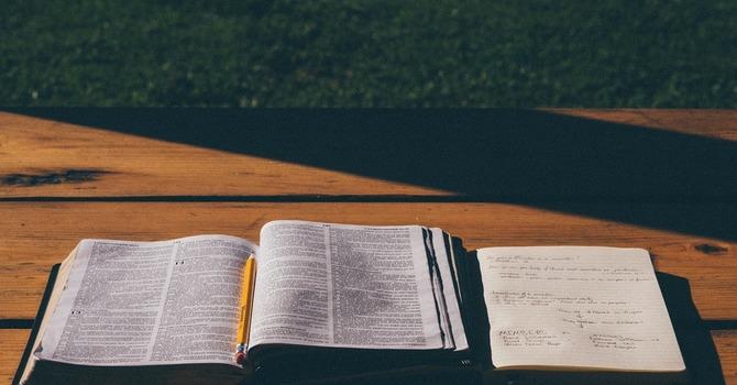 Adult Sunday School / Bible Class