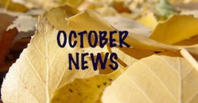 OCTOBER NEWS image