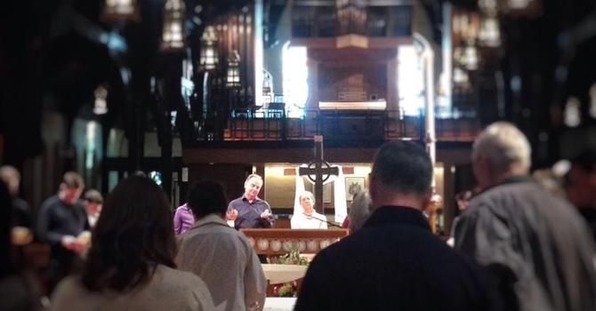 St. Brigid's Eucharist
