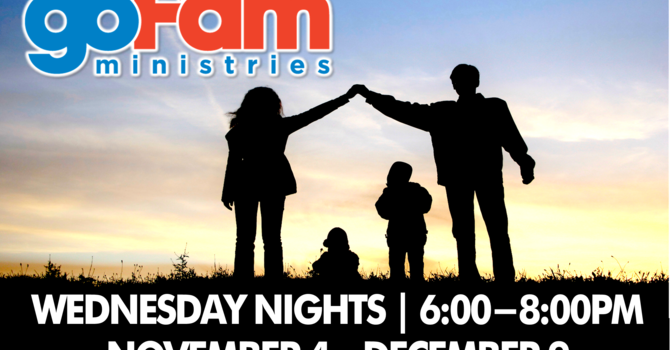 Go Fam Ministries During Wednesday Nights