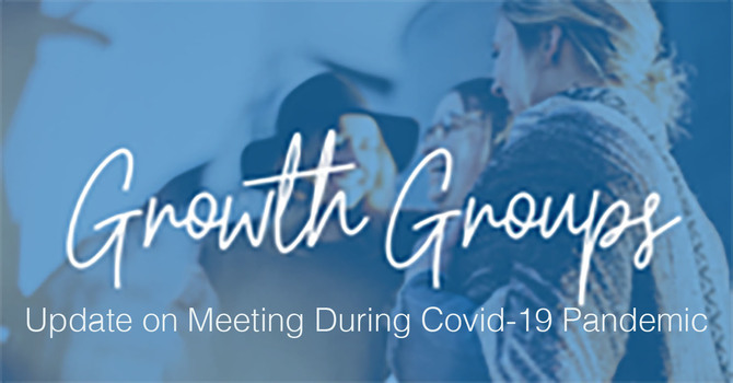 Growth Groups - A Message from Pastor Prince image