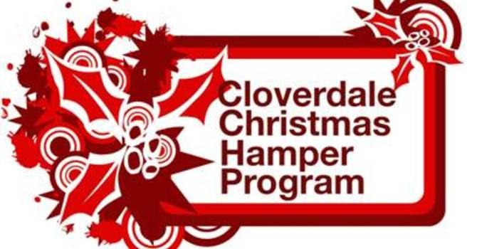 Cloverdale Christmas Hamper Program 1 image