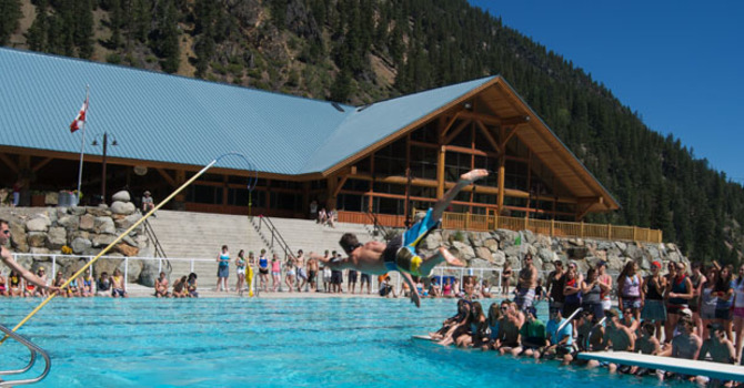 Young Life Camp Giving image
