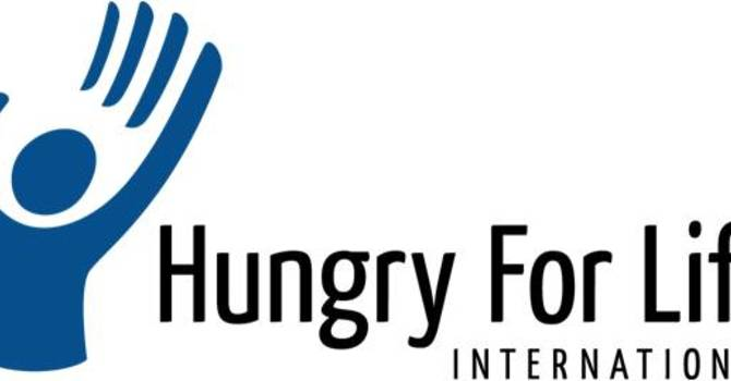 HUNGRY FOR LIFE INTL - Paul Den Haan image