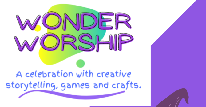 Wonder Worship is here! image