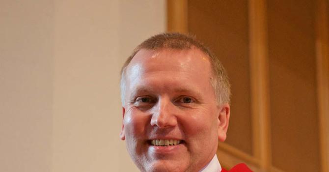 The Reverend John Robert Stephens