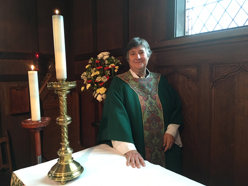 The Reverend Elizabeth Northcott