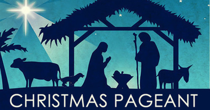 Christmas Pageant Video Release