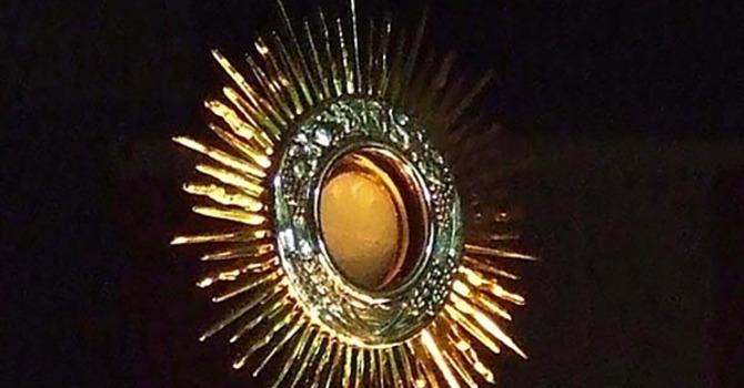 High Mass for the Feast of Corpus Christi