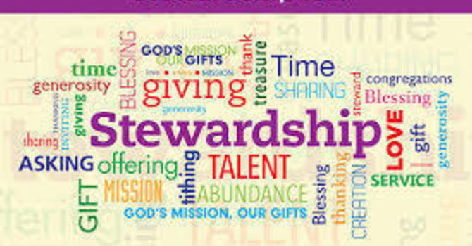 Stewardship 2021 - 'St. Francis-in-the-Wood Sustains' - Scott Dean image