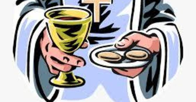 Communion: What Shall We Do Now?