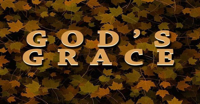 God's Grace God's Gift