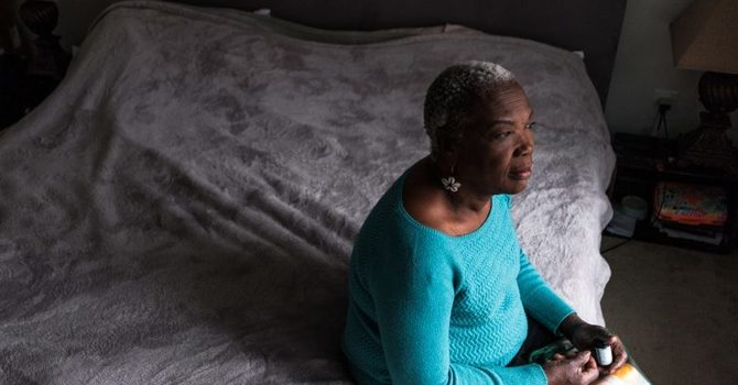 Canada's loneliest people: isolated seniors image