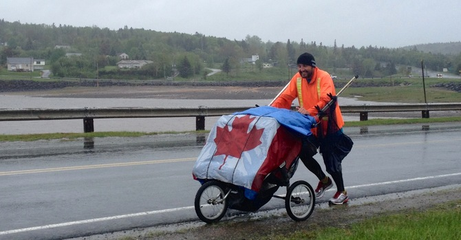On Mission to Clean Up Canada image