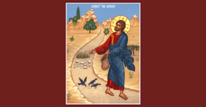 A Service of the Word for the 6th Sunday after Pentecost image