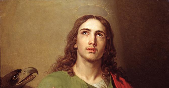 Feast of Saint John, Evangelist
