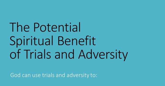 Potential Benefit of Trials