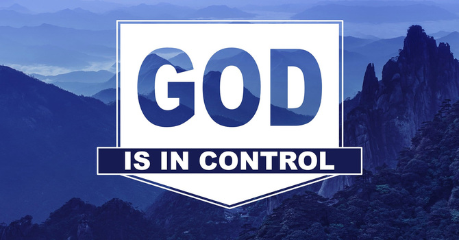 Sovereign - God is in Control