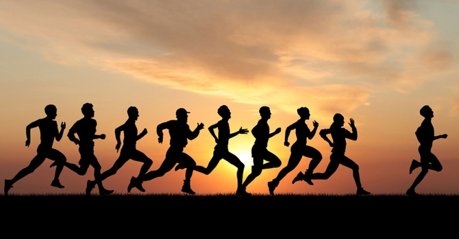 Running the Race - to Be Crowned