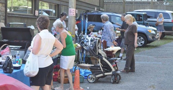 Big Yard Sale at St. Helen's image