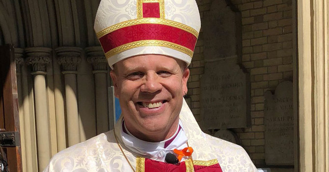 Letter to the Diocese from Bishop Andrew image