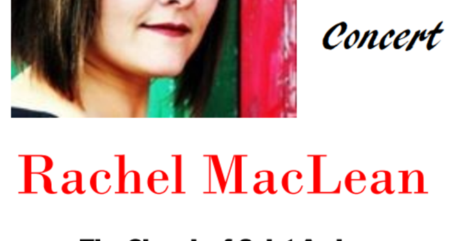 Rachel MacLean Concert