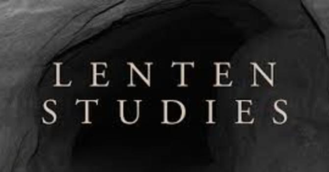 Lenten E-Course On Forgiveness  image