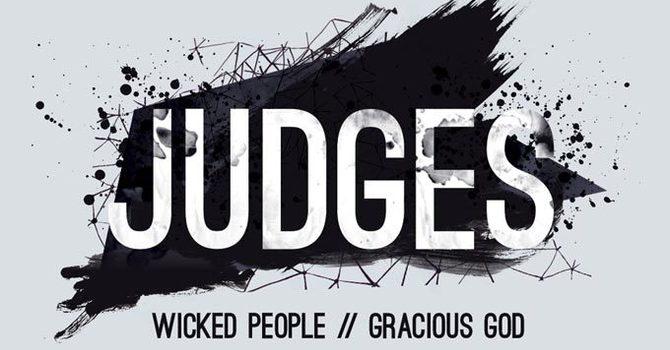 Judges: A few good men...and women!