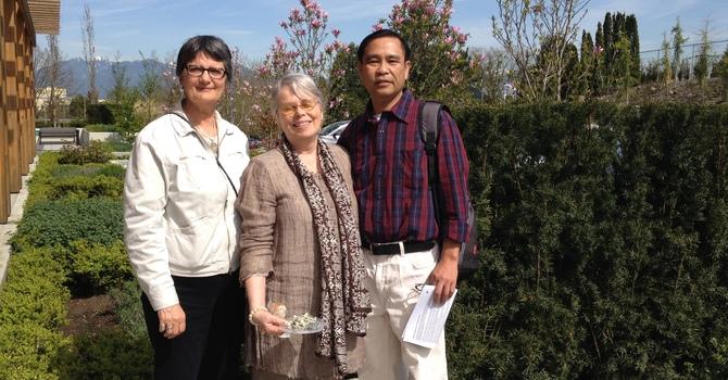 Eco-Justice Unit Members Attend Roman Catholic Symposium image