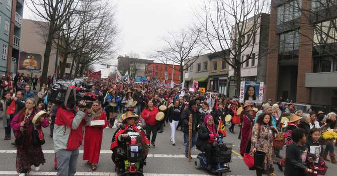 Join Anglicans at the Women's Memorial March image