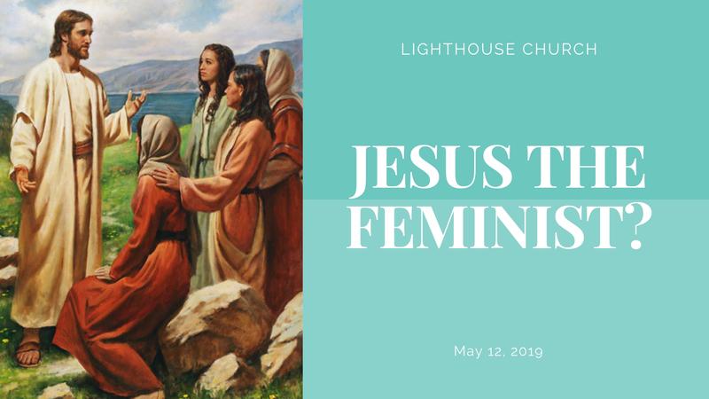 Jesus the Feminist?