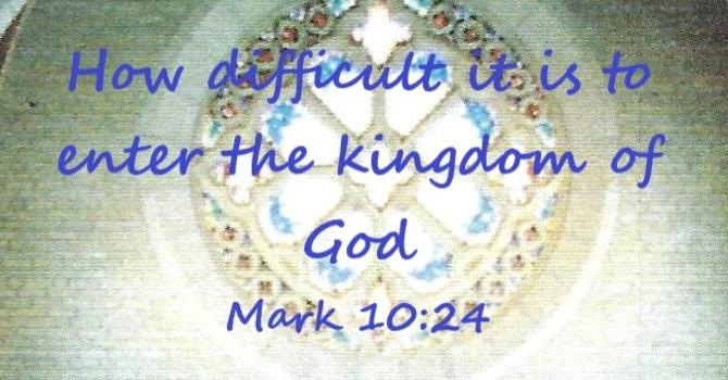 Worship Service Bulletin-22nd Sunday After Pentecost image