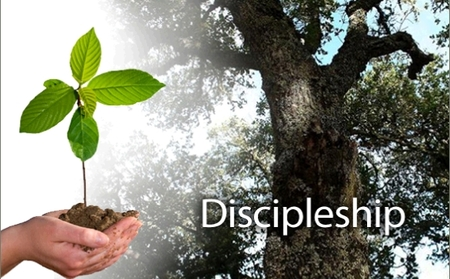 Disciples for God's Glory & Our Joy