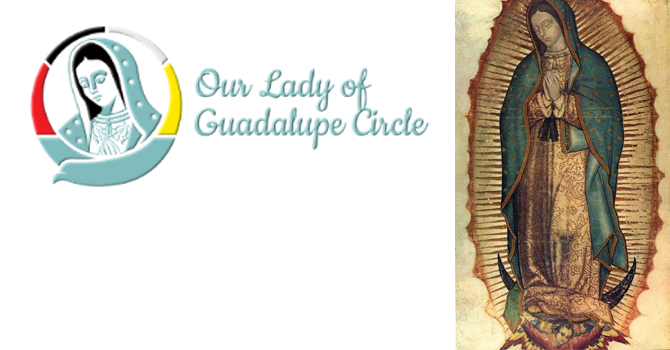 Our Lady of Guadalupe Circle Website image