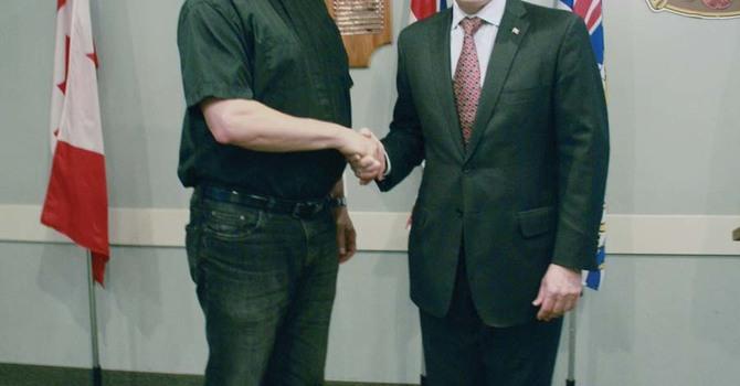 North Van Church Receives Federal Grant image